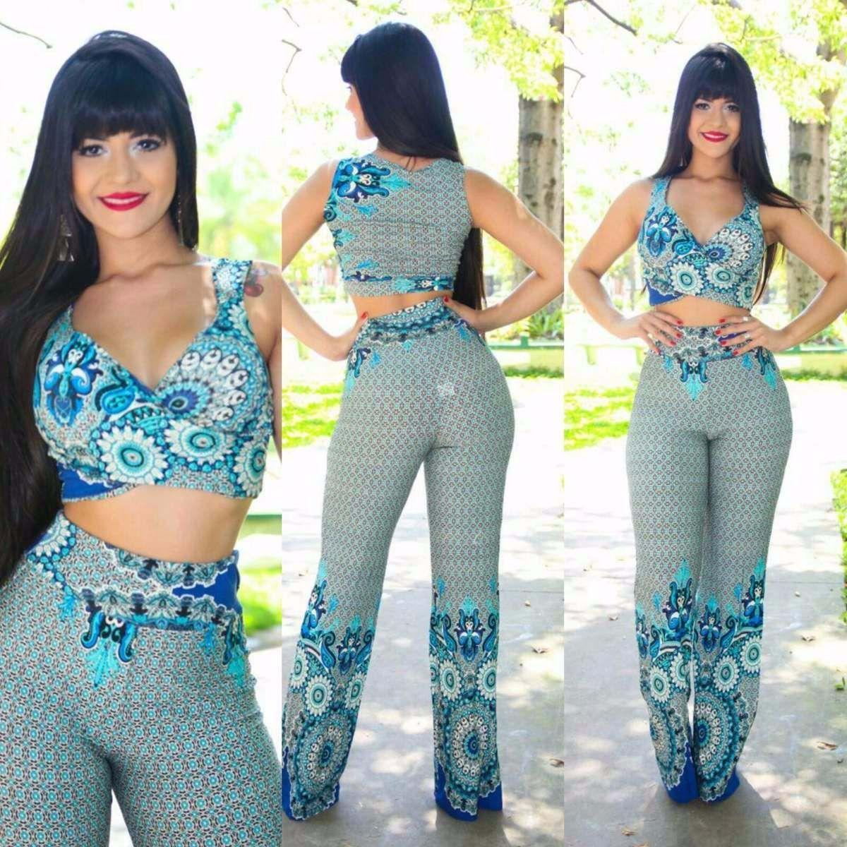 kit 2 conjuntos calça flare hot pants e cropped atacado | FLARES TO ...