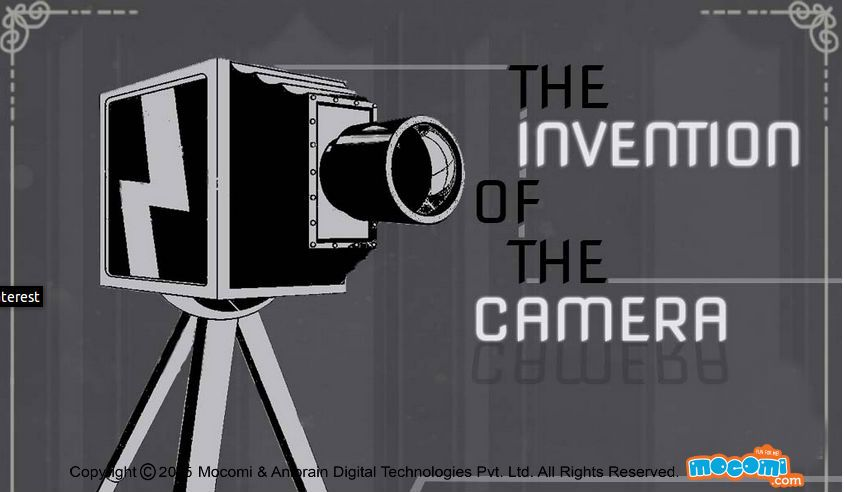 The invention of the #camera -  The first #portablecamera #obscura was invented around 1660 and first #photograph was taken in 1827 by #JosephNiepce. For more #science stuff for kids, visit:  http://mocomi.com/learn/science/