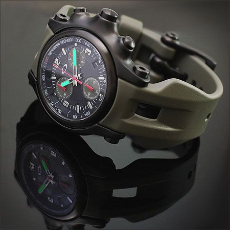 6a2eded8f2 OAKLEY HOLESHOT Chronograph 10th Mountain Division Edition | Stuff ...