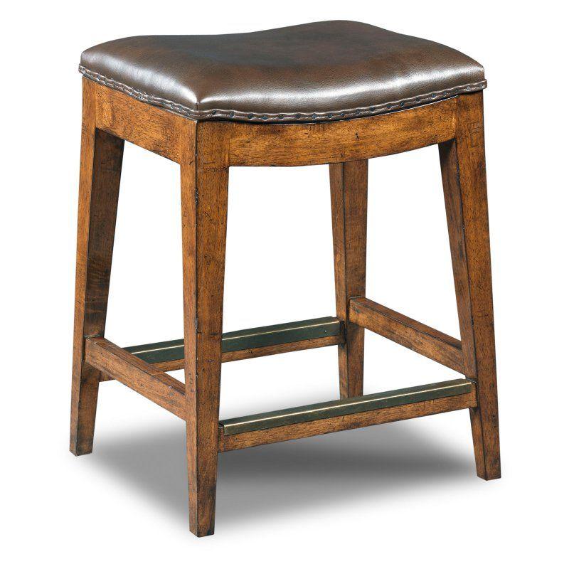 Peachy Hooker Furniture Sangria Rec Backless Counter Stool 300 Lamtechconsult Wood Chair Design Ideas Lamtechconsultcom