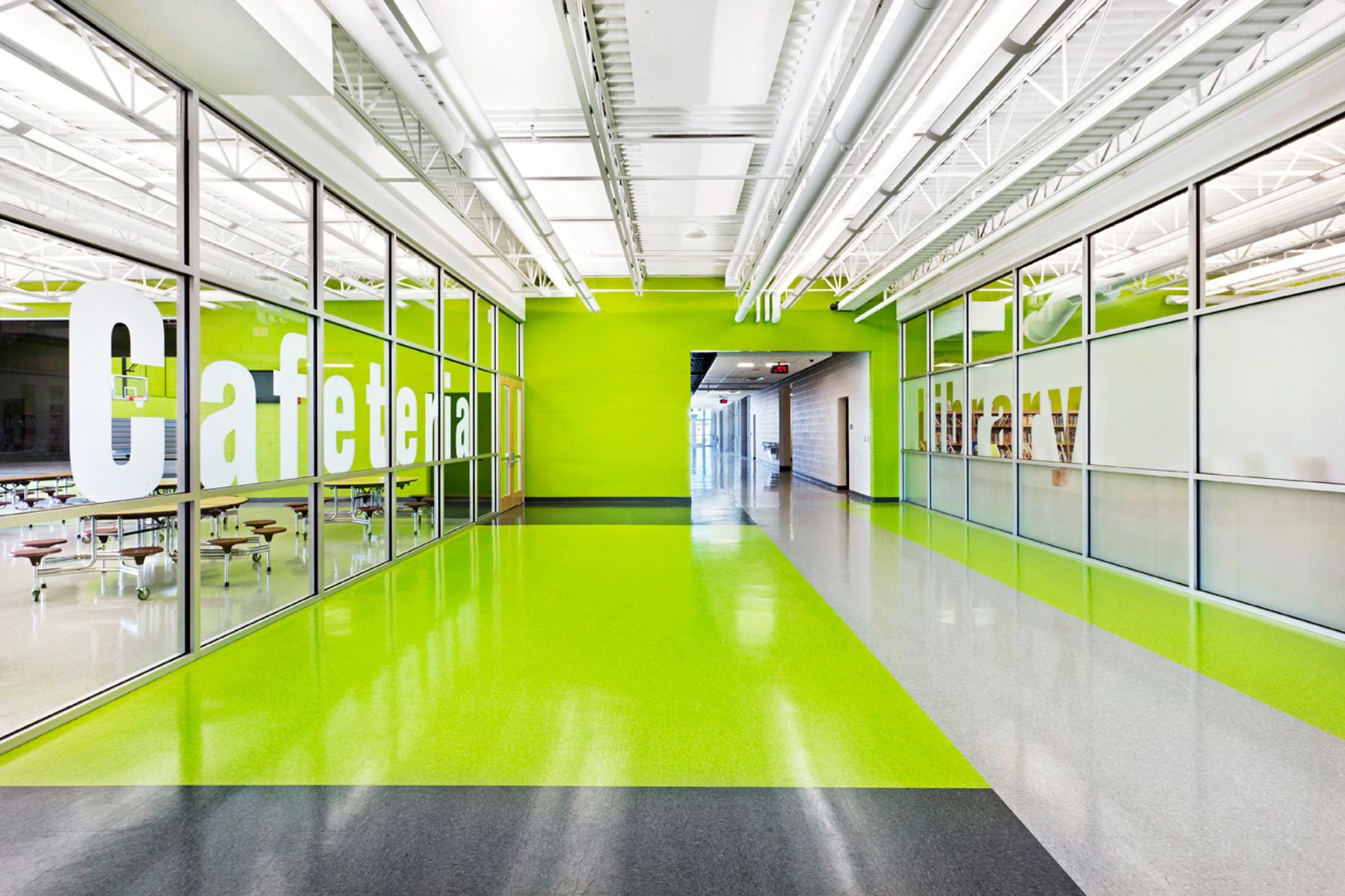 Daylighting At Morrison School, By Redchair Architects