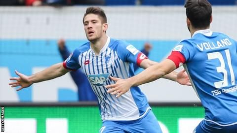 Leicester: Record signing Andrej Kramaric joins Hoffenheim on permanent deal