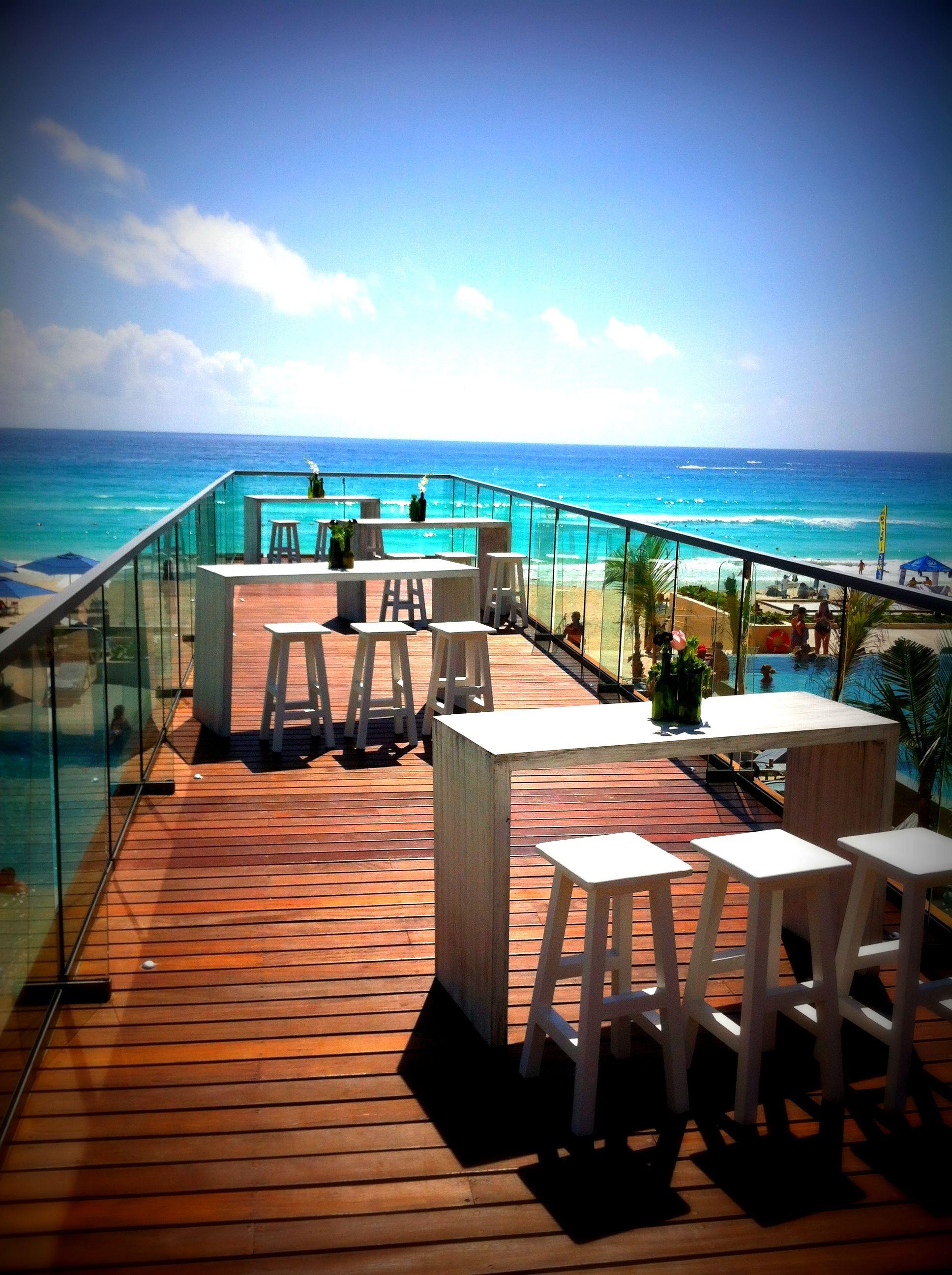 Secrets The Vine Cancun Wedding Reception