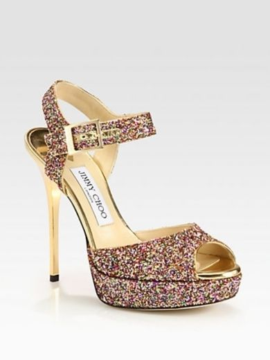967b14b4d86 shoes sandals Linda Glitter Platform Sandals