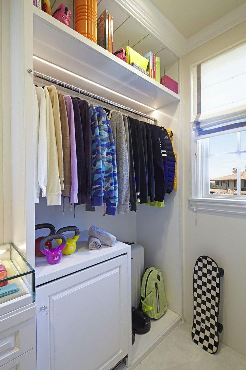 Khloe Kardashian Fitness Wardrobe Closet