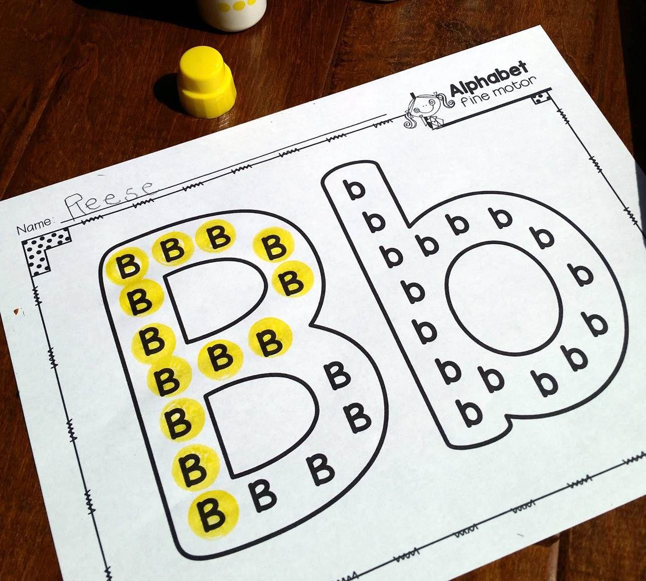 Alphabet Letters And Sounds Bundle