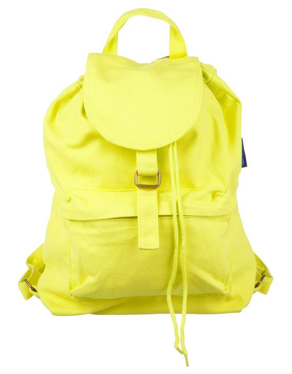 Backpack - Canvas by Baggu Online | THE ICONIC | Australia