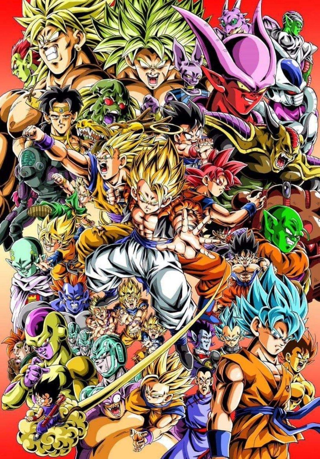 Dragon Ball Super Personnages : dragon, super, personnages, Films, Dessin, Goku,, D'ecran, Dessin,, Coloriage, Dragon