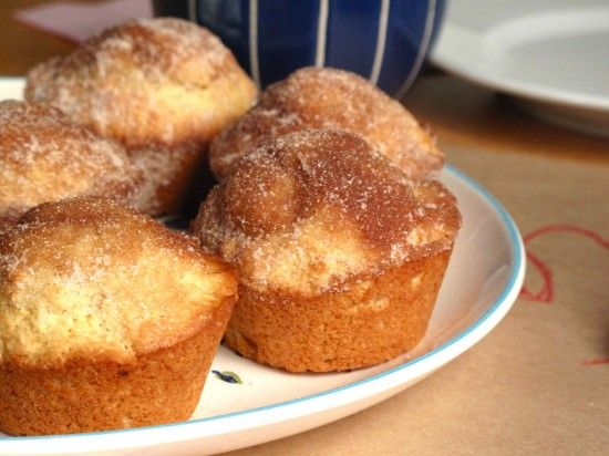 Snickerdoodle Muffins... #muffins