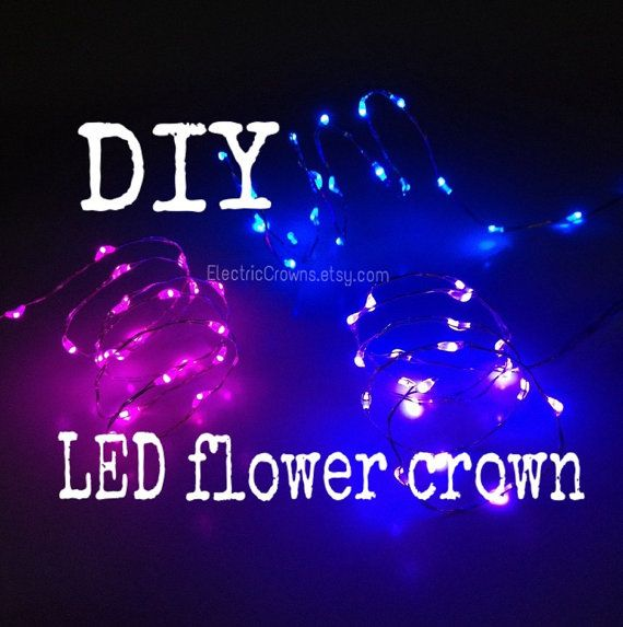 Light up costumes diy
