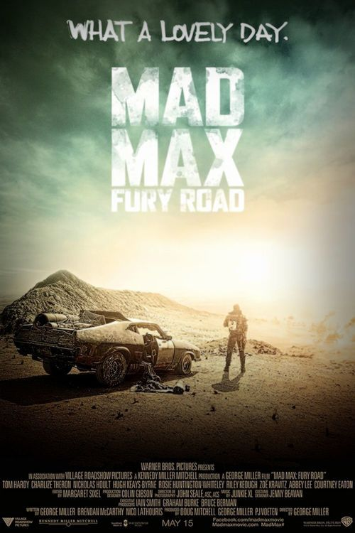Mad Max Fury Road Stream English