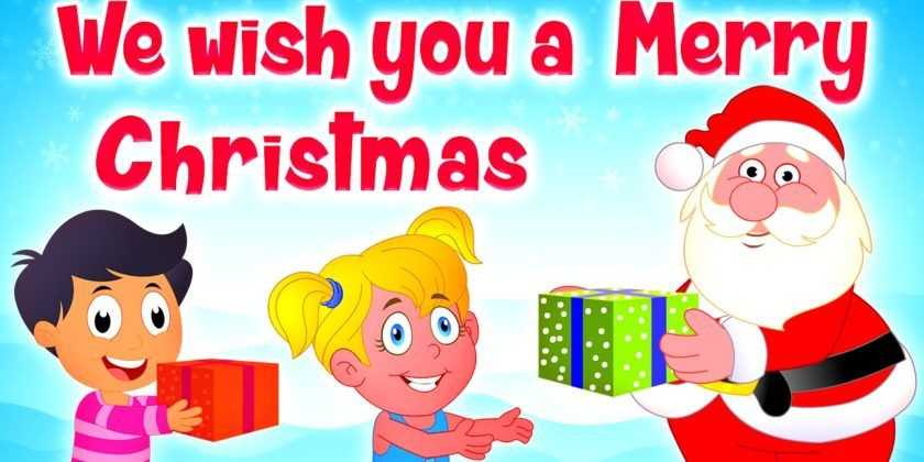 merry christmas wishes for kids