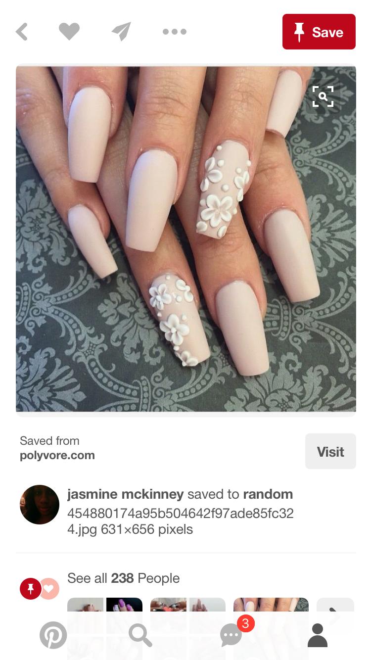 Pin von Nichole Furlow auf nails   Pinterest   Nageldesign