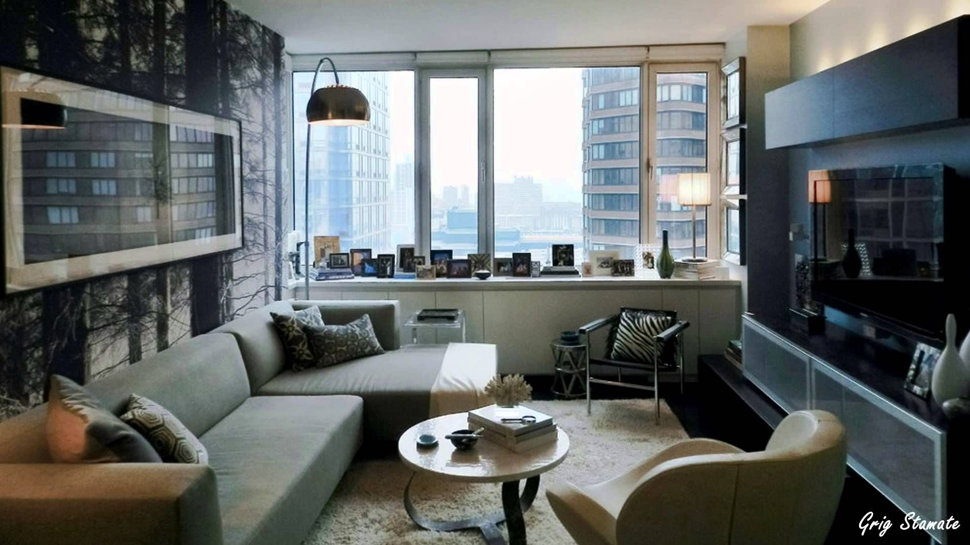 Best Turn Your Apartment Into A Bachelor Pad Small Living 400 x 300