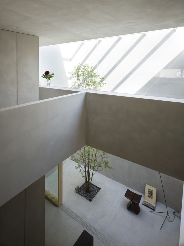 House in Danbara by Suppose Design Office // Japan