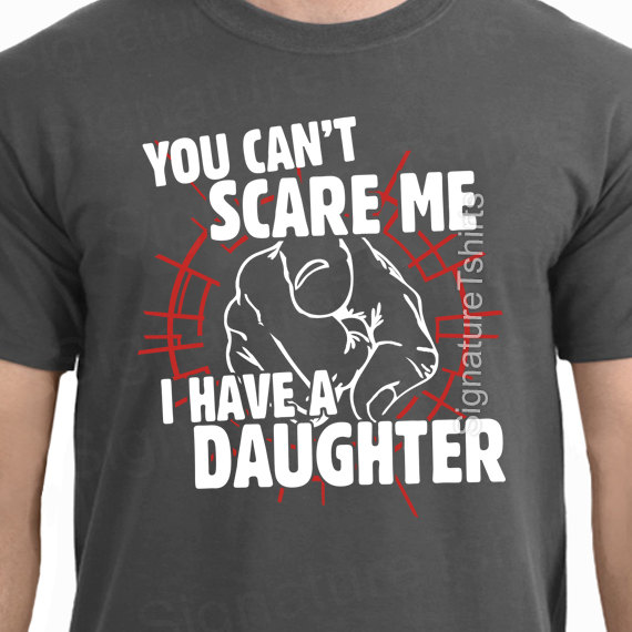 Dad Christmas Gifts From Daughter: You Can't Scare Me I Have A Daughter Fathers Day Gift For