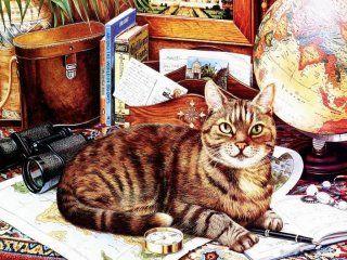 Коты Чарльза Высоцкого