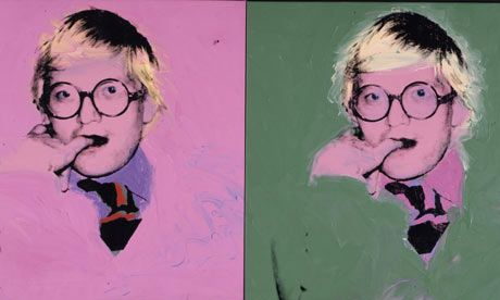 Tate Modern Goes Pop This Autumn Writes Mark Brown Andy Warhol Portraits David Hockney Tate Modern