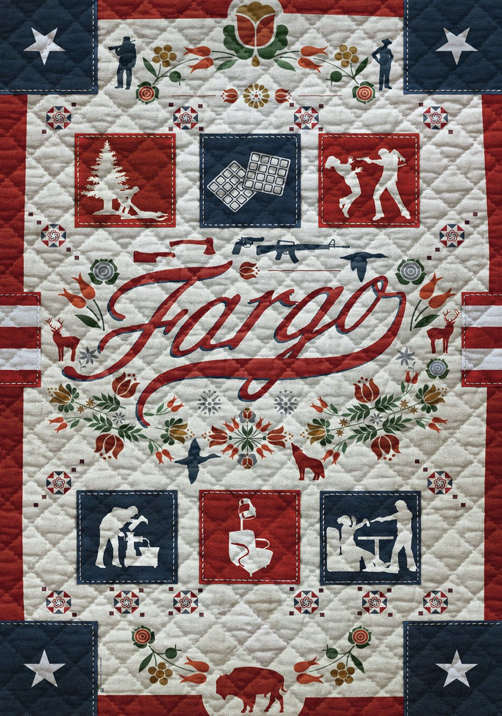 Fargo tv series quilt | Fargo | Pinterest | Fargo tv series and TVs : quilting tv shows - Adamdwight.com