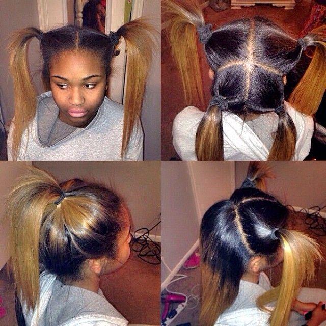 Vixen Sew In On Point Hair Goals Pinterest Vixen