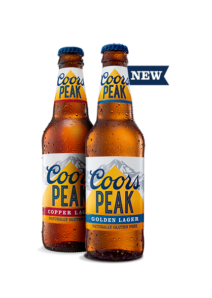 Coors Peak Naturally Gluten Free Beer Gluten Free Beer American Beer Coors