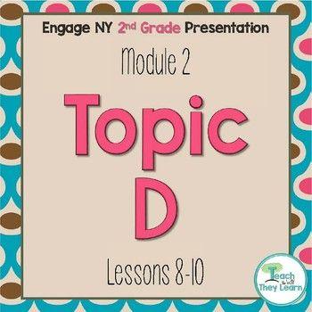 Engage NY/Eureka Math PowerPoint Presentations 2nd Grade