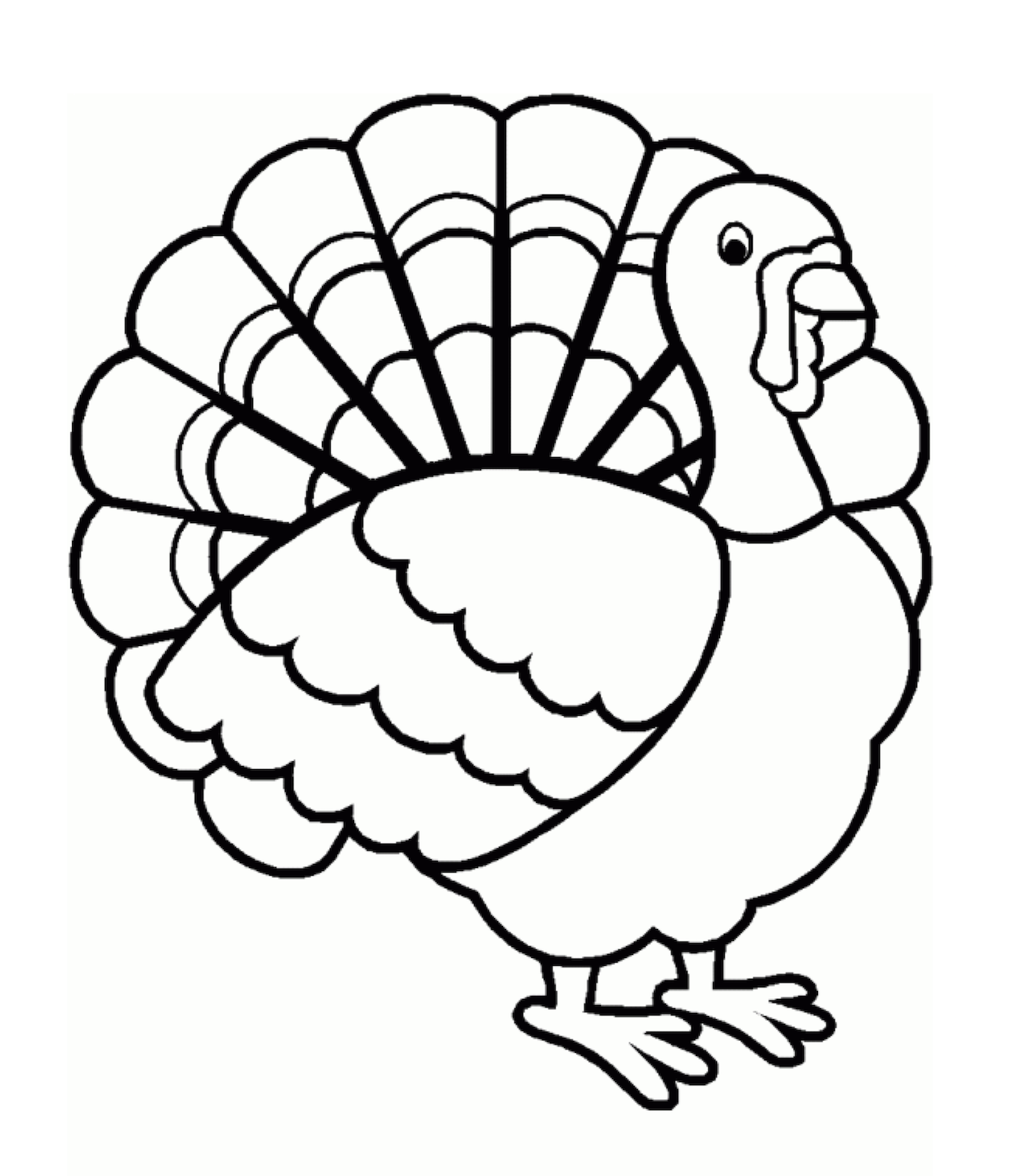 Thanksgiving Coloring Pages Turkey Coloring Pages Thanksgiving Coloring Pages Bird Coloring Pages