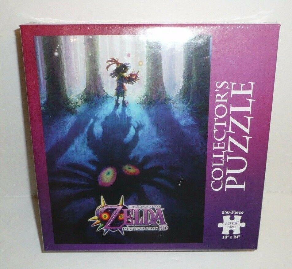 The Legend of Zelda Majora's Mask Collector's 550 Piece