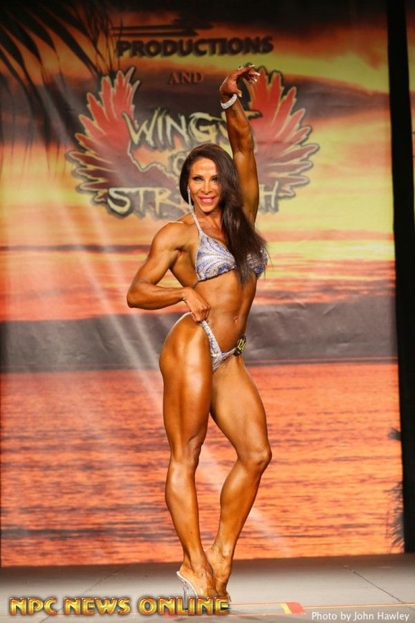 Agnese Russo- 2015/ifbb Tampa Pro