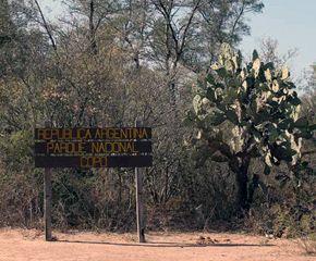 Informacion turistica sobre el Parque Nacional Copo en la provincia de Santiago del Estero. Hacé click y descubrilo !