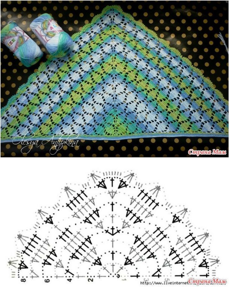 Photo of Tuch häkeln – Crochet | Club