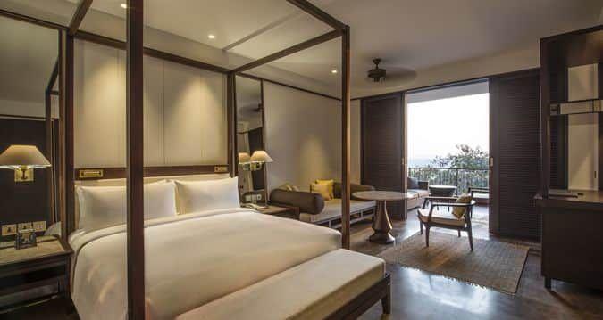 Hilton Goa Hotel In North Calangute Beach