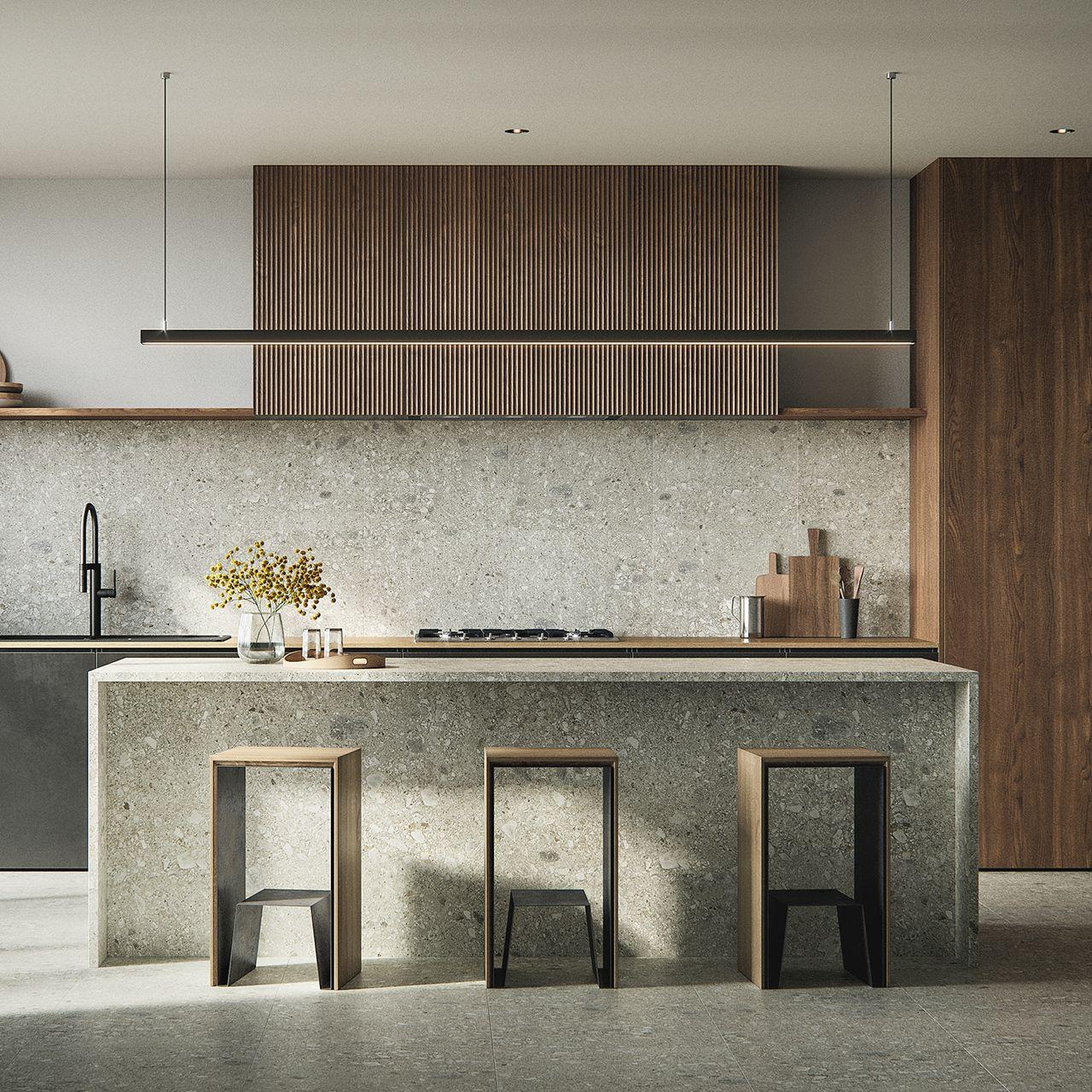 Ethno Motive Modern Kitchen Design Kitchen Room Design Interior Design Kitchen