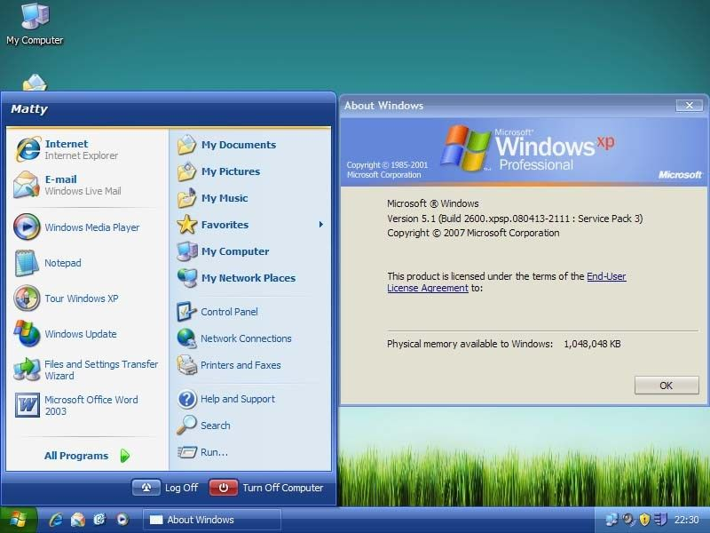 windows xp professional product key free download
