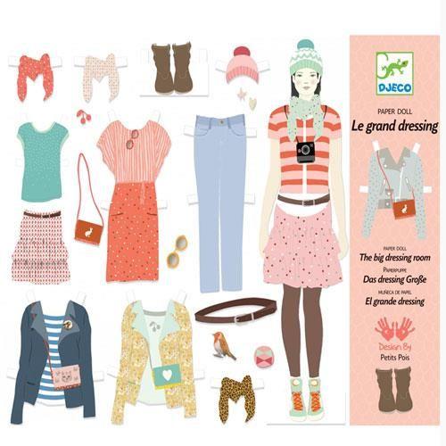 bonecas de papel para imprimir e vestir - Pesquisa Google