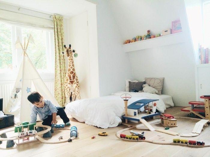 ▷1001+ idées pour aménager une chambre Montessori - Amenager Une Chambre D Enfant