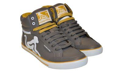 Scarpe BOSTON CLASSIC 005 dove grey shoes sneakers