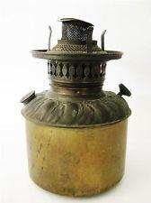 Vintage Oil Lamp Font Burner The American Eureka Lamp Co Brass Parts Antique Oil Lamps Lamp Vintage Lighting