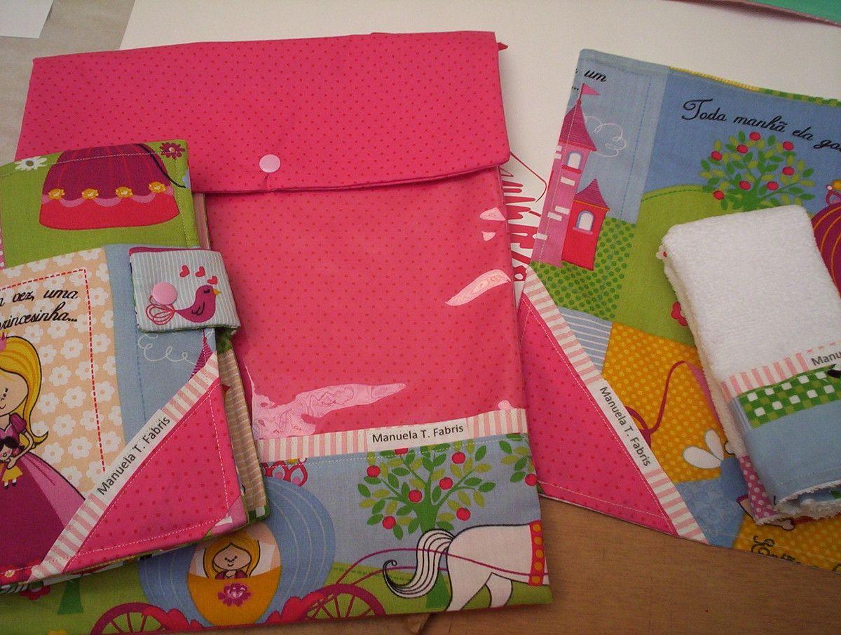 Kit Princesa escolinha completo   Amor por inteiro Kids   Elo7