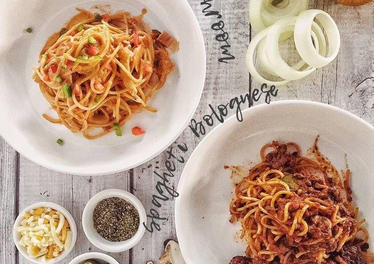 Resepi Spaghetti Bolognese Elan Style Yang Mudah Aneka Resepi Enak Resep Spageti Resep Spaghetti