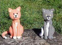 Amigurumi Capcrochet Crochet Chat Amineko Animaux Poupée Haken