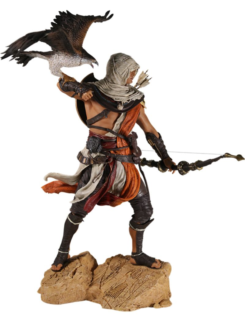 Anime 25cm Assassin S Creed Origins Bayek Pvc Action Figure