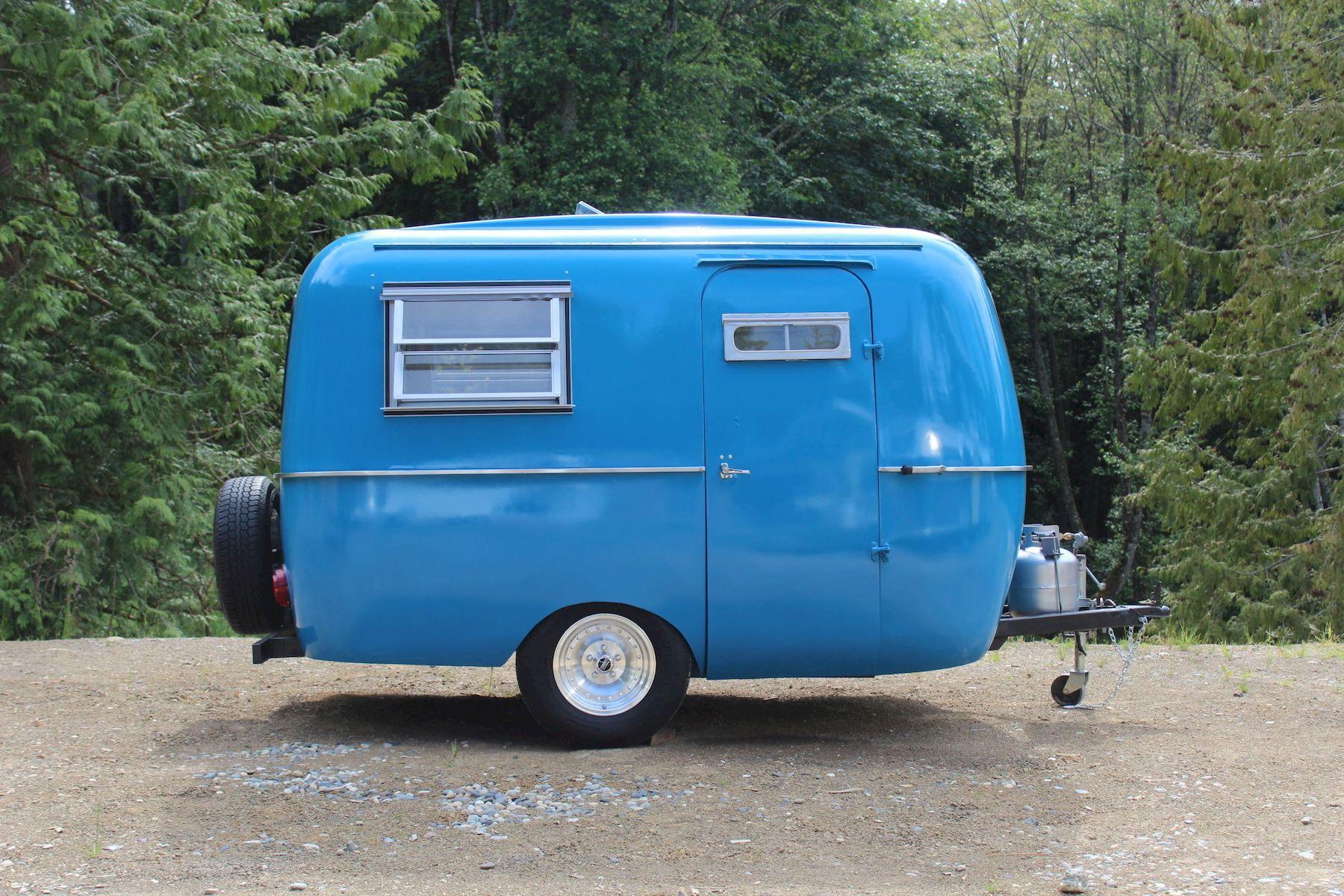 Solar Retro Modern Happier Camper HC1 | Boler trailer ...
