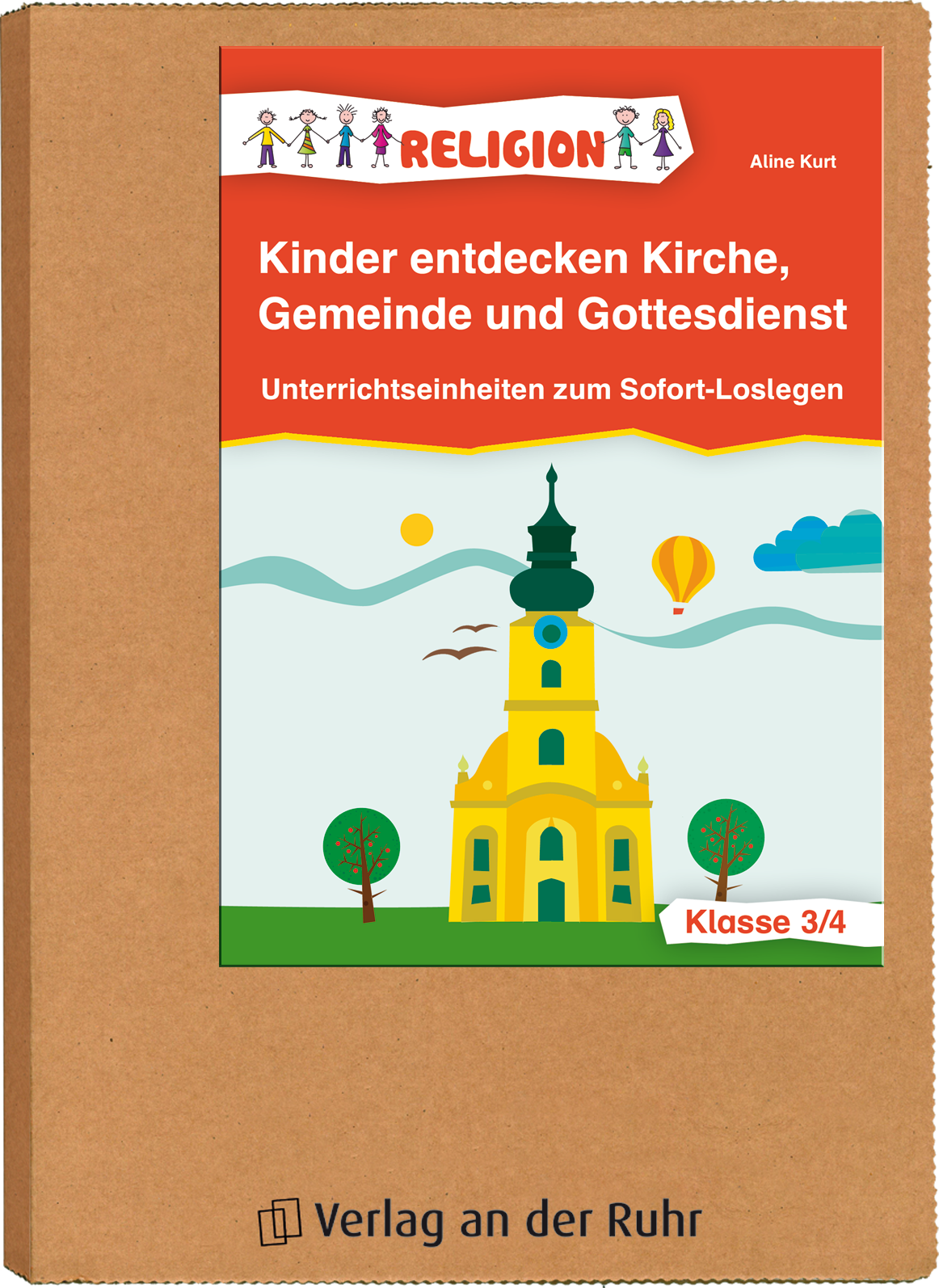 Kinder entdecken Kirche, Gemeinde und Gottesdienst | Religion ...