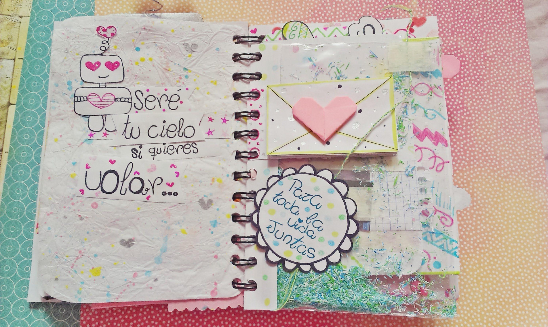 Scrapbook notebook ideas - Ideas Para Hacer Un Regalo Para Una Hija Yahoo Image Search Results