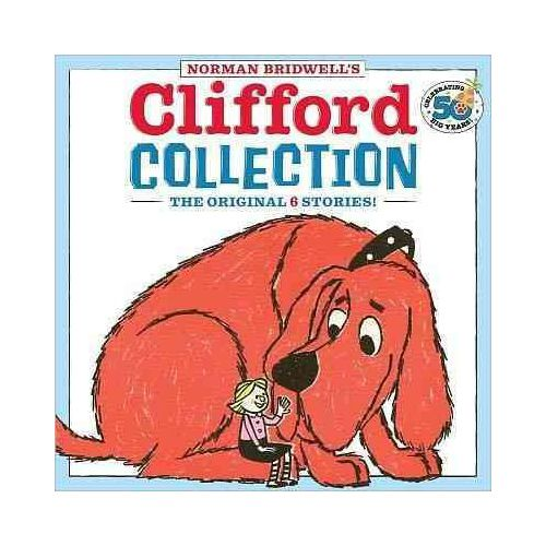 The Official Pbs Kids Shop Clifford Collection Norman Bridwell Childrens Book Characters Classic Books