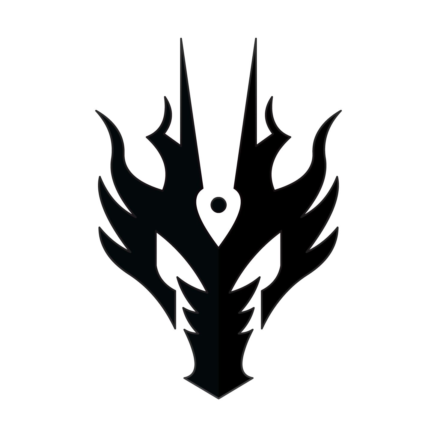 dragon rider logo would look awesome on a shield cool unused band logos good unused logos