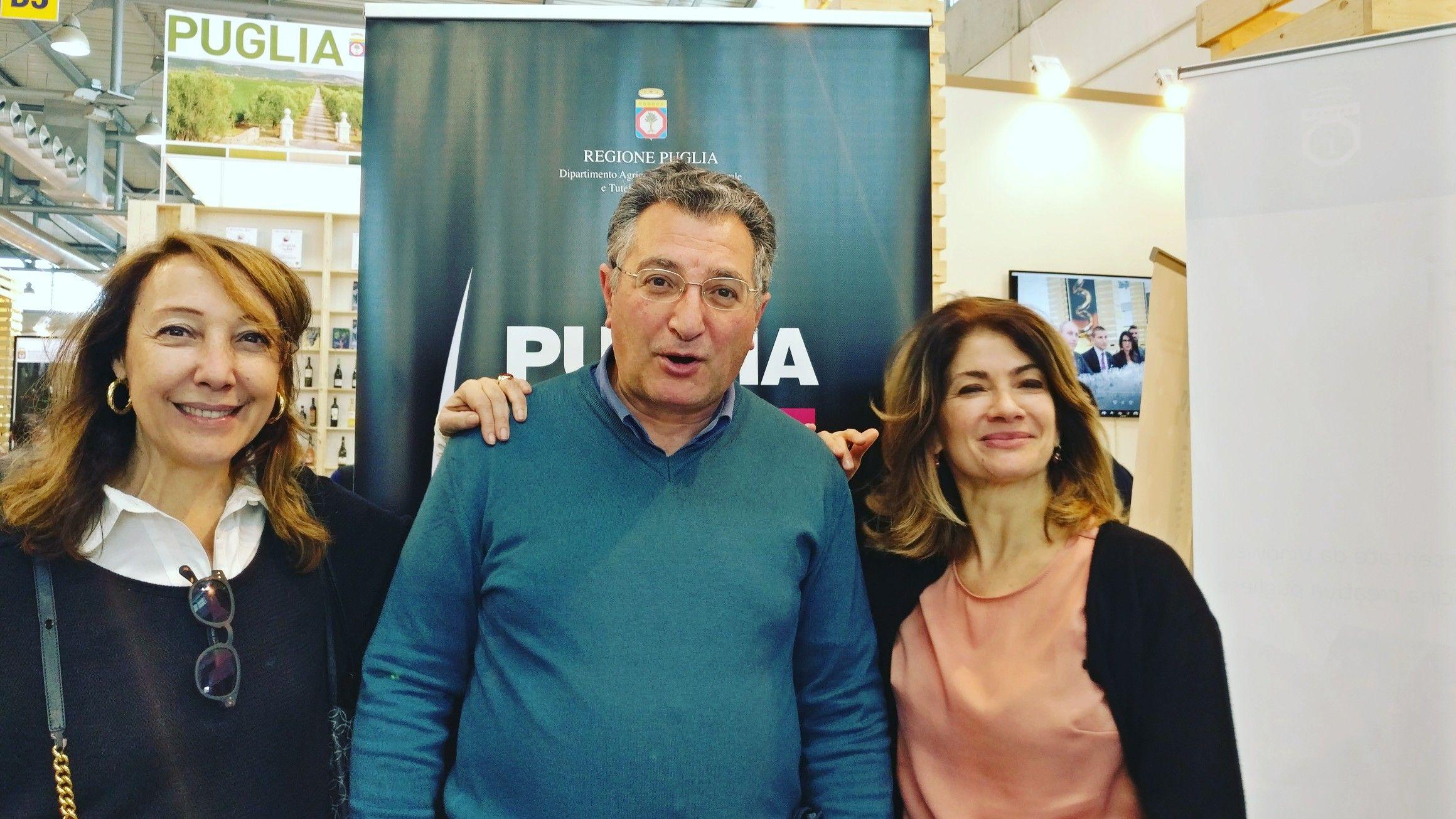 #pugliaworldwine #vinitaly2017 #enjoydarapri asssessorato agricoltura regione #puglia #weareinpuglia #kibriteCalce comunicazione