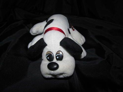 Pound Puppies Plush Puppy Dog Mini 7 Original Tonka Lovey Toy