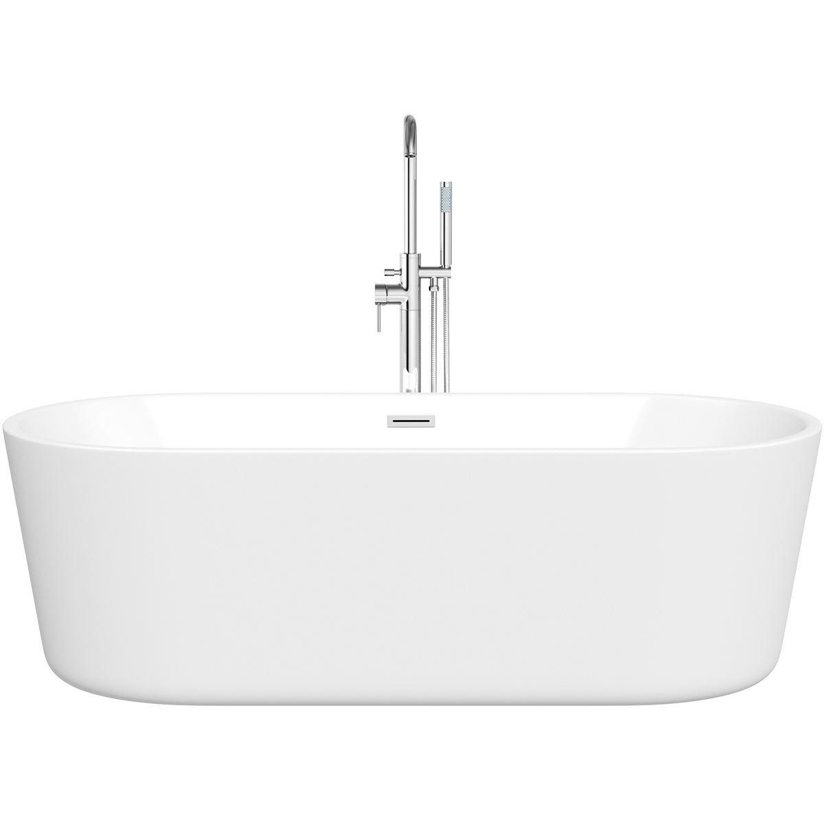 Ocean Freestanding Bath Small - 1500 x 700 | Bathroom | Pinterest ...